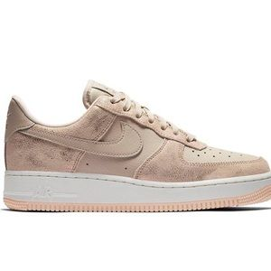 Nike Air Force 1 ' 07 PRM Metallic